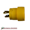 20 Amp Twist Lock Plug 100522GS