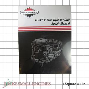 briggs and stratton 273521 intek v twin repair manual jacks small rh jackssmallengines com Yamaha Service Manuals PDF Repair Manuals Yale Forklift