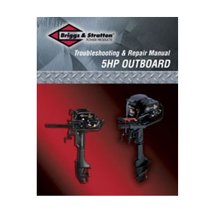 275110 REP MAN GAS OUTBOARD