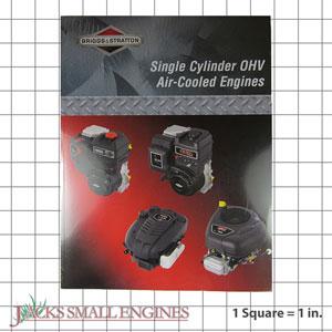 briggs and stratton 276781 intek single cylinder repair manual rh jackssmallengines com intek 21 hp engine manual Intek 17.0 HP Engine