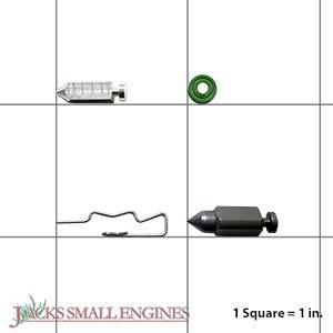 394681 Fuel Inlet Valve