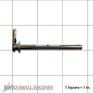 491006 Throttle Shaft