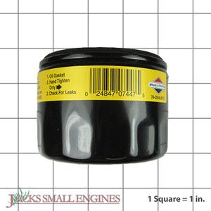 492932S Oil Filter