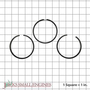 499996 Piston Rings