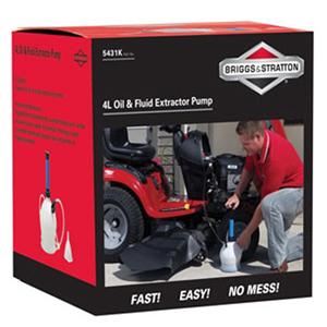 5431K 4 Liter Oil / Fuel Extractor