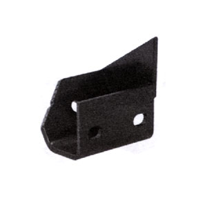 1304402 Drivers Side V-Plow Flap Mounting Weldment
