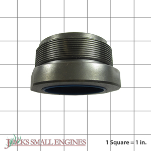 """1305315 2"""" Power Cylinder Packing Nut"""