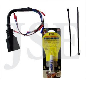 1315310 9 Pin Plow Side Harness Repair Kit