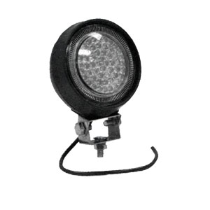 "1492110 5"" Round LED Clear Flood Light"