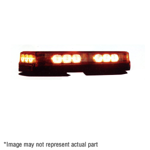 Buyers 8891040 12 Volt Led Amber Magnetic Mount Mini Light
