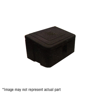 9031100 8.8 Cubic Foot Poly Salt Storage Box