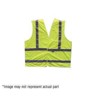 9921010 Extra Large Safety Vest