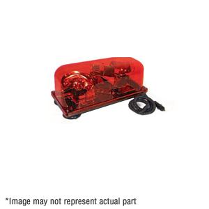 B766190B Permanent Mount Quartz Halogen Mini Light Bar