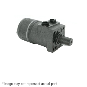 CM004PH Hydraulic Spinner Motor With Cross Drilled Shaft