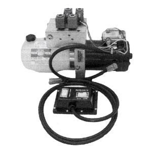 PU3593 12 Volt DC Plow Power Unit