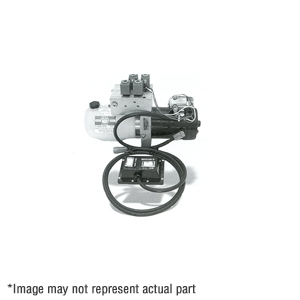 PU3593LR Electric 4-Way/3-Way Valve DC Plow Power Unit