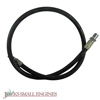 "1/4"" X 38"" High Pressure Hydraulic Hose 1304225"
