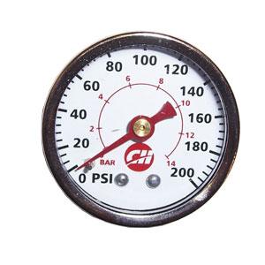 GA015505AV Pressure Gauge 200 PSI