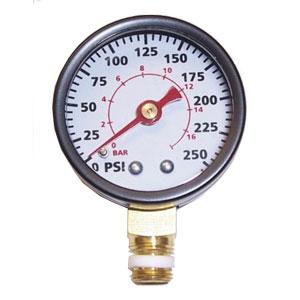 GA016300AV 250 PSI Pressure Gauge