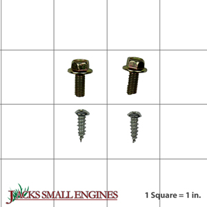HL020900AV SHROUD SCREW KIT  HL4