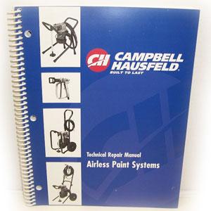 IN400300AV Airless Paint Repair Manual