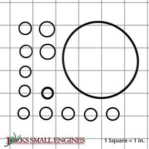 O-Ring Kit PM058000SV