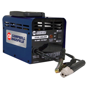 Campbell Hausfeld WS097000AV    70    Amp ArcStick    Welder     Jacks Small Engines