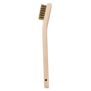 WT213001AV Small Brass Brush
