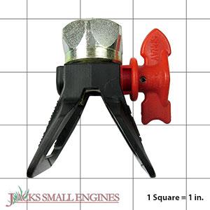 AL2236 F Thread Quadraflow Starter Kit with 515 Tip