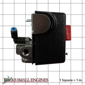 CW209300AV Pressure Switch 100/135 PSI