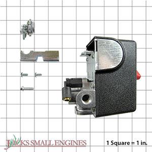 CW210500SJ Furnace to Condor Pressure Switch