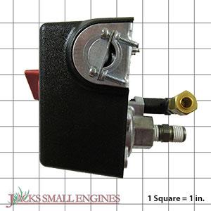 CW212600AJ Pressure Switch
