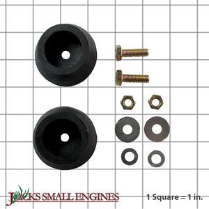HL021300AV Rubber Foot Kit