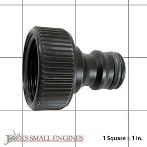 PM022100AV Nipple Adapter