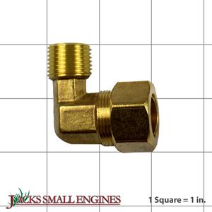 ST072233AV Compression Fitting