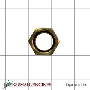 ST072321AV Compression Nut