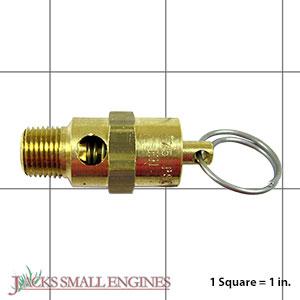 V208900AV INTERSTAGE SAFTEY VAL