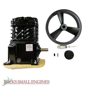 VT2030 Twin Cylinder VP Pump
