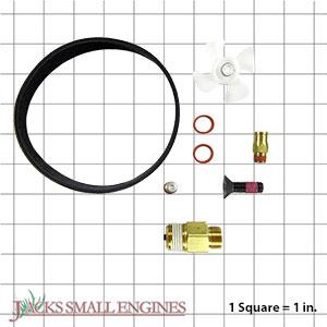 WL015303SJ High Temperature Belt Kit