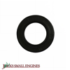 OIL SEAL  RUBBER O.D.