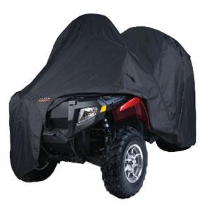 1501701040100 ATV EXPANDABLE COVER BLACK