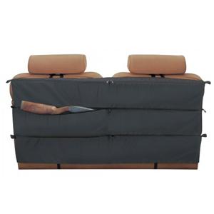 15037 Black Seat Back Gun Case