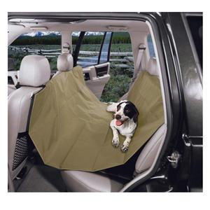 16102 Tan Pet Rear Seat Protector