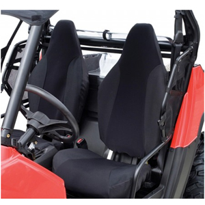 1800801040100 Black UTV Bucket Seat Cover