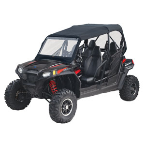 1805301040500 UTV ROLL CAGE TOP WITH FRONT AND REAR WINDOWS