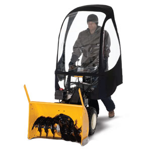 5200201040100 DELUXE SNOW THROWER CAB