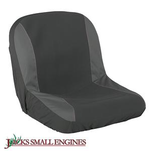 Medium Neoprene Paneled Tractor Seat Cover 5214438030100