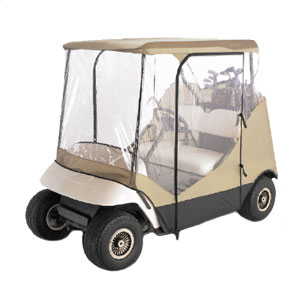 72052 TRAVEL 4 SIDED GOLF CAR ENCLOSURE