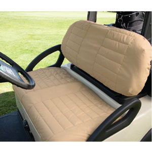 72612 PADDED GOLF CAR SEAT COVER