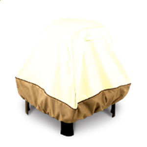 72952 VERANDA STAND UP FIRE PIT COVER